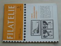 Filatelie 5 (1982) ročník XXXII.