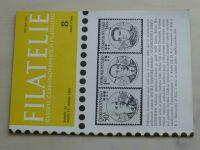 Filatelie 8 (1983) ročník XXXIII.