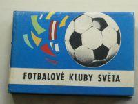 Fotbalové kluby světa (1970)