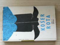 Knieža - Košer rota (1966) 2.sv.válka - Židé na Slovensku