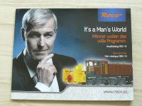 Roco - Hauptkatalog 2013/14 - Modelová železnice, německy, anglicky