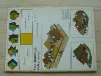 Vyškovský - Folk-Buildings Volksbauten (1986) Lidové stavby