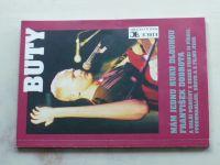 BUTY - Mám jednu ruku dlouhou, František Dobrota... (Folk & Country 1996)