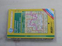 Cykloturistická mapa 1 : 100 000 edice KČT 5 - Českosaské Švýcarsko a Lužické hory (2003)