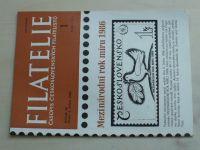Filatelie 1-24 (1986) ročník XXXVI.