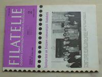 Filatelie 1-24 (1987) ročník XXXVII. (chybí čísla 1, 5, 15-24, 12 čísel)