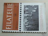 Filatelie 1-24 (1987) ročník XXXVII.