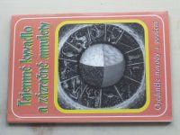 Tajemné kyvadlo a zázračné amulety - Ojedinělé návody a poučení (nedatováno)