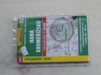 Turistická mapa 1 : 40 000 SHOCART 462 - Haná, Kroměřížsko (2012)