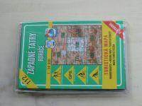 Turistická mapa 1 : 50 000 č. 112 - Západné Tatry, Roháče (2003) slovensky