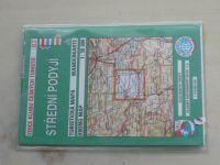 Turistická mapa 1 : 50 000 KČT 82 - Střední Podyjí (1997)