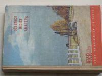 Učebnice řidiče amatéra (1958) Konstrukce os. automobilů, Technika jízdy, Odpovědnost