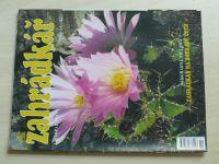 Zahrádkář 1-12 (2003) ročník XXXV. (chybí číslo 4, 11 čísel)