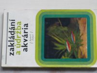 Zuka - Zakládání a  údržba akvária. (1975)