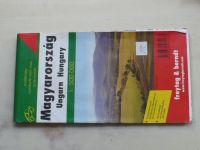 Automapa - freytag & berndt - Magyarország - Hungary 1 : 500 000