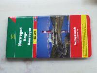 Automapa + rejstřík - freytag & berndt - Norway 1 : 600 000