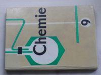 Chemie pro 9. ročník základních devítiletých škol (1969)