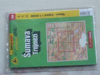 Cykloturistická mapa 1 : 60 000 SHOCART č.156 - Šumava, Trojmezí (2011)