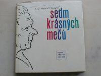 Fráňa Šrámek - Sedm krásných mečů (1962) gramodeska
