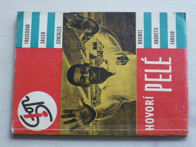 Hornáček - Hovorí Pelé (1965) slovensky