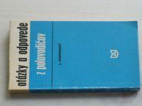 Krempaský - Otázky a odpovede z polovodičov (1973) slovensky
