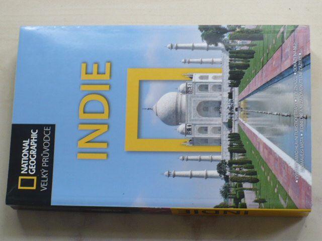 Nicholsonová- National Geographic - Indie