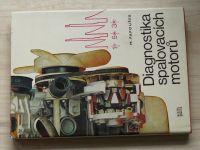 Papoušek - Diagnostika spalovacích motorů (1976)