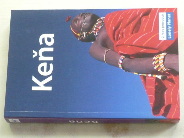 Parkinson - Lonely Planet - Keňa (2007)