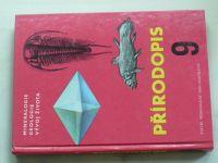 Přírodopis 9 - Mineralogie, geologie, vývoj života - pro 9.ročník ZŠ (1967)