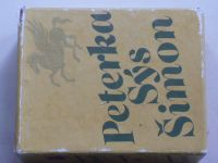 Sýs - Newton za neúrody jablek; Peterka - Autobiografie vlka a člověka; Šimon - Český den (1986)