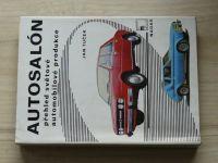 Tuček - Autosalón - Přehled světové automobilové produkce (1977)