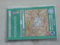 Turistická mapa 1 : 50 000 KČT 23 - Podkrkonoší (1992)