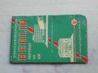 Berlin - Hauptstadt der DDR 1 : 30 000 (1966)