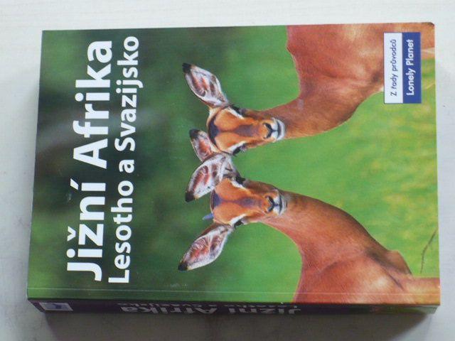 Fitzpatrick - Lonely Planet - Jižní Afrika, Lesotho a Svazijsko (2005)