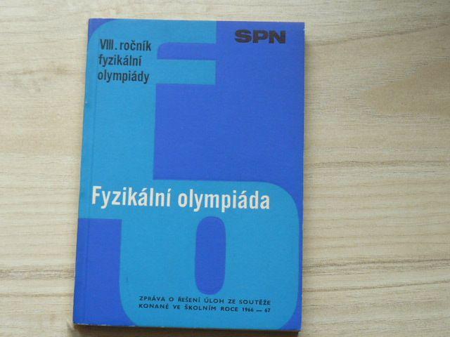 Fyzikální olympiáda - VII. ročník fyzikální olympiády 1966-67