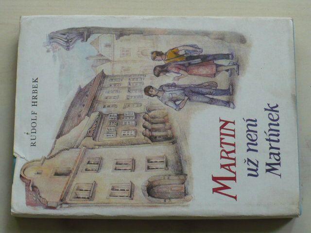 Hrbek - Martin už není Martínek (1984)