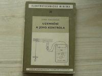 Macháček - Uzemnění a jeho kontrola (1958) Elektrotechnická minima 20