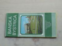 Orientačný plán - Banská Bystrica (1982)
