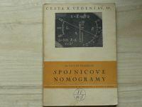 Pleskot - Spojnicové nomogramy (1946) Cesta k vědění sv.12