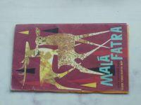Súbor turistických máp - Malá Fatra (1970)