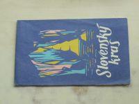 Súbor turistických máp - Slovenský kras 1 : 100 000 (1961)