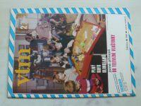 Věda a technika mládeži 1-24 (1983) ročník XXXVII. (chybí čísla 1, 5, 11, 14, 24, 19 čísel)
