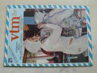 Věda a technika mládeži 1-24 (1984) ročník XXXVIII. (chybí čísla 1, 6, 1-20, 24, 19 čísel)