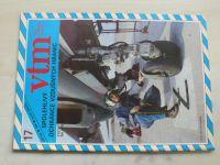 Věda a technika mládeži 17 (1984) ročník XXXVIII.