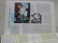 Věda a technika mládeži 4 (1987) ročník XLI.