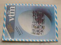 Věda a technika mládeži 7 (1987) ročník XLI.
