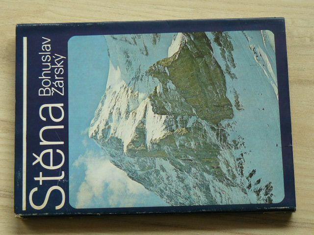 Žárský - Stěna (1982) Severní stěna Eigeru