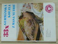 33x gurmánská kouzla z masa nutrií (1985)