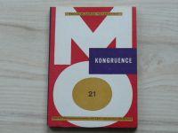 Apfelbeck - Kongruence (1968) Škola mladých matematiků 21