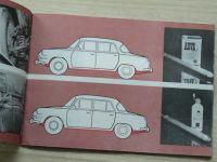 Autokosmetika Spolana - Postup povrchové údržby motorových vozidel v obrazech